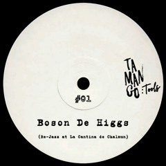 TMNGTOOLS #01   Bootie Grove - Boson De Higgs (Re-Jazz at La Cantina de Chalmun)