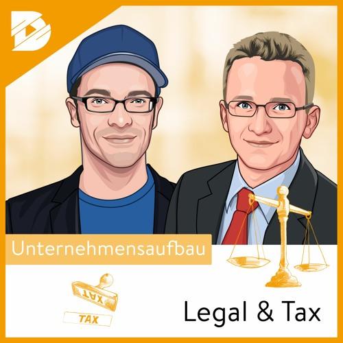 Verkaufsrechte - Wer darf wann Anteile verkaufen? | Legal & Tax #5