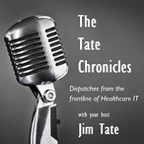 The Tate Chronicles: Paddy Padmanabhan on Digital Transformation of Healthcare