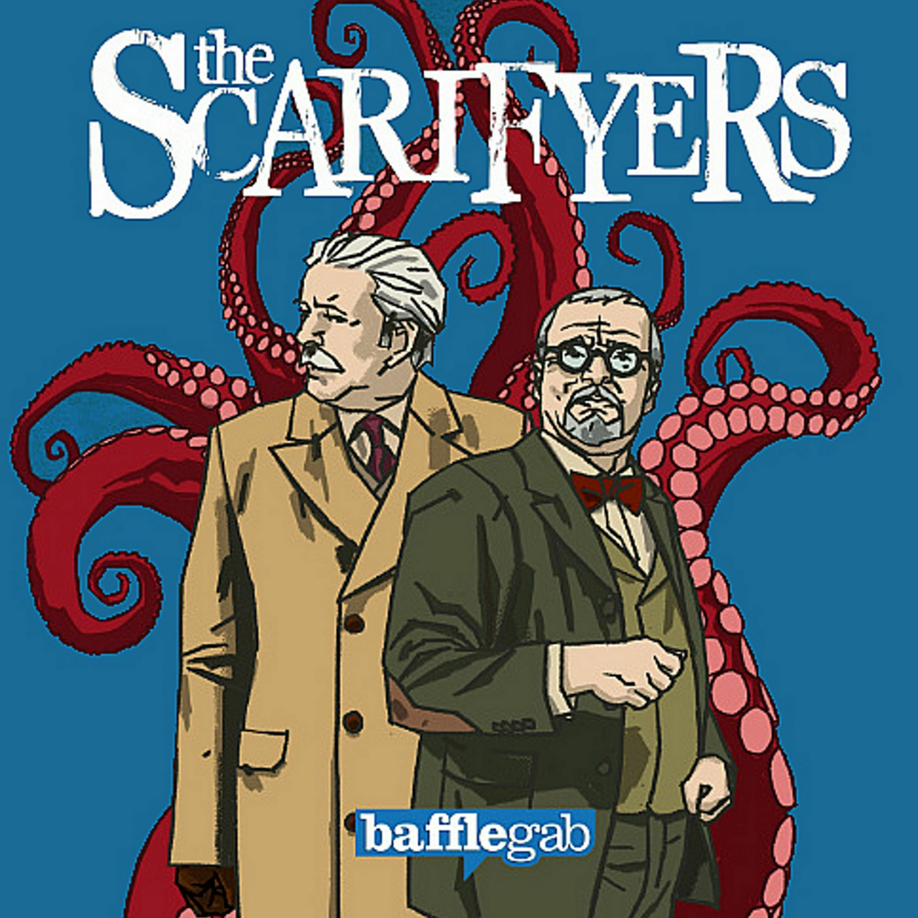 The Scarifyers- The Gnomes Of Death - 2/4