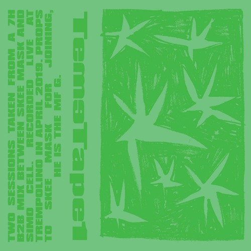 Excerpts from TemeTape 1  - Skee Mask B2B Simo Cell - OUT NOW