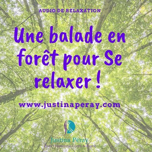 relaxation dans les bois