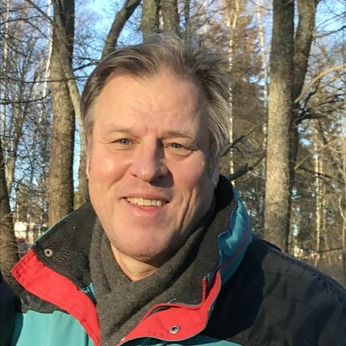 Espoolainen KD-ehdokas Jukka Uosukainen on toiveikas ilmaston suhteen.