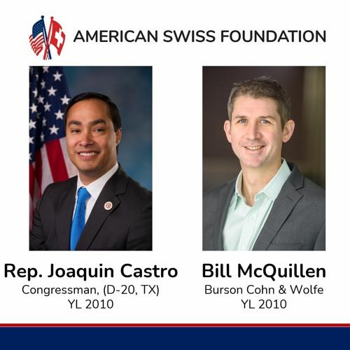 ASF CONNECT featuring Congressman Joaquin Castro | April 9, 2021