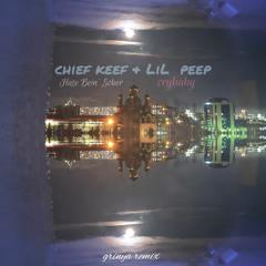 LiL PEEP - crybaby (grinya remix)