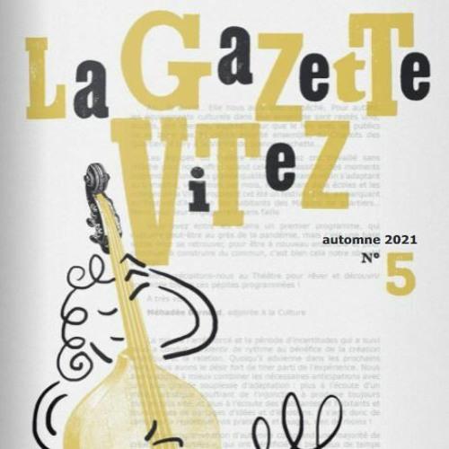 AudioGazette / Automne 2021 /Théâtre Antoine Vitez - Scène d'Ivry