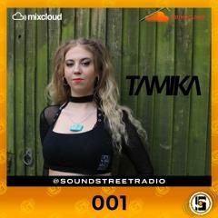 001 - Tamika - SSR Mix Series
