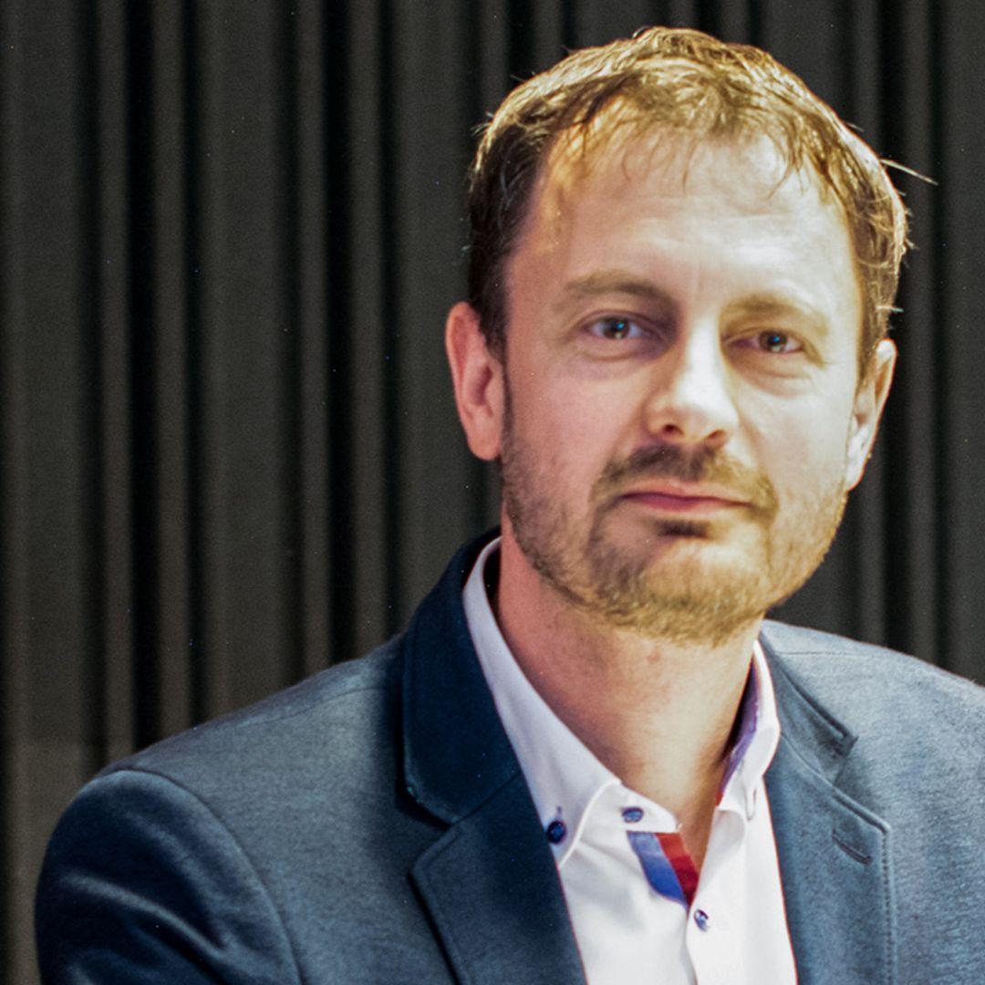 Eduard Heger - Prioritou teraz budú efektívne investície