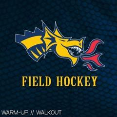 Drexel Field Hockey Warmup Mix - 2021