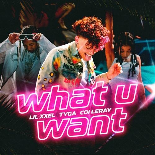 Lil Xxel, Tyga, Coi Leray - What U Want
