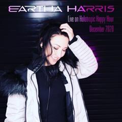 Eartha Harris Live on Holotropic Happy Hour