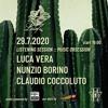 LEAF @Hotel Butterfly : Claudio Coccoluto, Nunzio Borino, Luca Vera