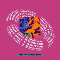 Major Lazer feat. Aya Nakamura & Swae Lee - C'est Cuit (Quikton Remix)