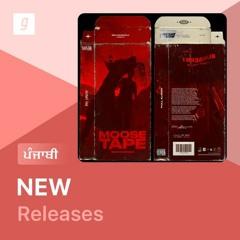 New Releases - Hot - 20 - Punjabi - 36 tracks (Jun 06, 2021)