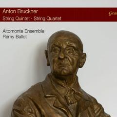 Altomonte Ensemble & Rémy Ballot - Streichquartett c-Moll WAB 111 (IV Rondo. Schnell)