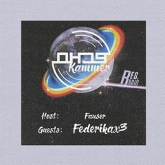 ECHO-Kammer #21 w/ FAUSER | Guest: federikax3