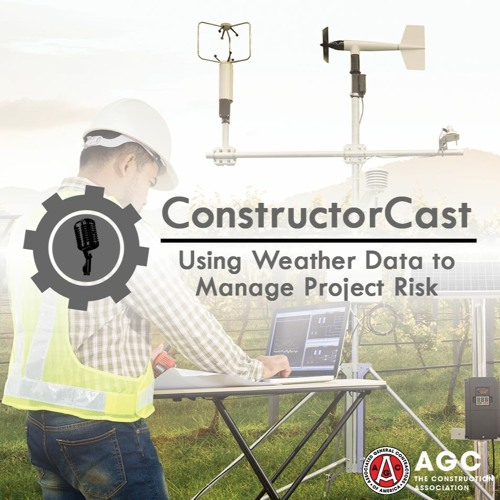 Using Weather Data To Manage Project Risk