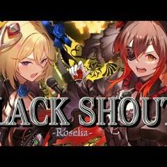 【COVER】BLACK SHOUT - Roselia | Aki Rosenthal ft Roboco【BanG Dream!】