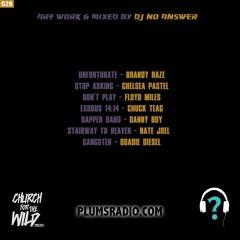 "PLUMS RADIO 029: ""Our Own Blueprint "" w/ Jamisa & DJ No Answer"