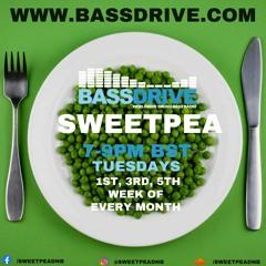 Sweetpea on BassDrive - 15.6.2021
