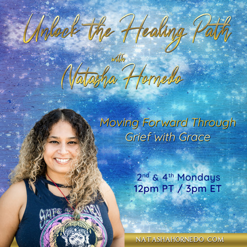 Awakening to the Divine within, Opening up to Our Magical Selves with special guest Natasha Hornedo