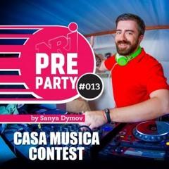 NRJ Pre-Party by Sanya Dymov - (GuestMix by Dj EvoLexX) #13