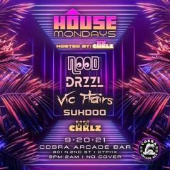 House Mondays 9-20-21