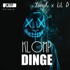 Yung K ft Lil D-Klomp Dinge (Official Audio).mp3