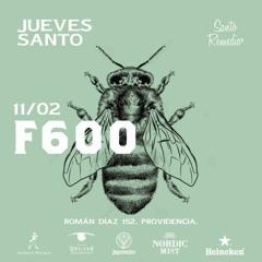 F600 DJ set SantoRemedio 11 - 02 - 21
