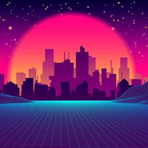 Cybercity Sunset