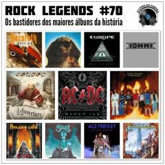 Rock Legends #70: Os Bastidores dos Maiores Álbuns da História