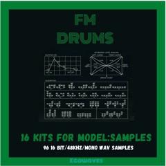 FM Drums for Model:Samples