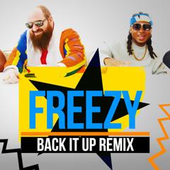 Back It up ((Instrumental))