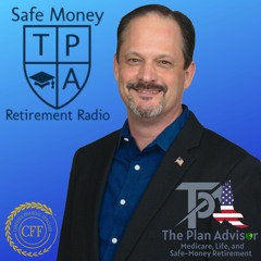 Episode 42-Don't leave your retirement to your kids, Social Security increase for '22, & his options