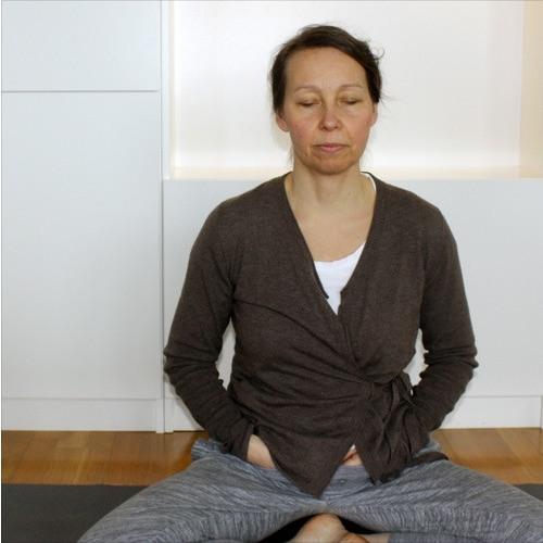 Sittande meditation andning, MiA