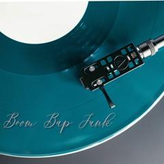 Boom Bap Funk (Funky Hip hop type beat)