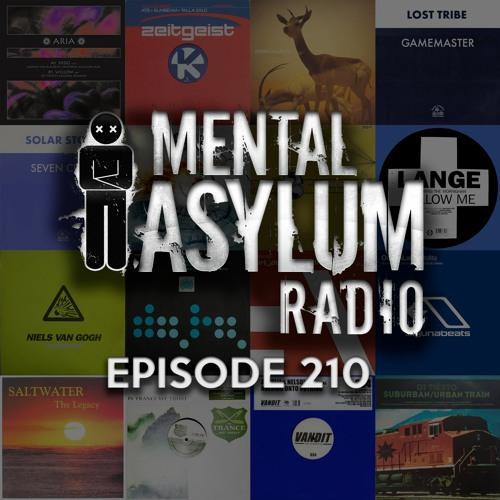Indecent Noise - Mental Asylum Radio 210 [Classic Trance FB Stream]