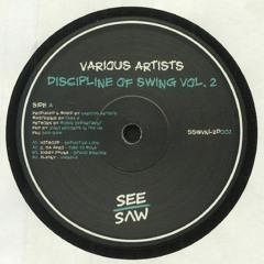 SSWVNLZD002 Various Artists - Discipline Of Swing Vol. 2  Vinyl Only 
