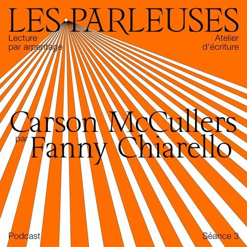 Carson McCullers (1917-1967) par Fanny Chiarello, séance 3