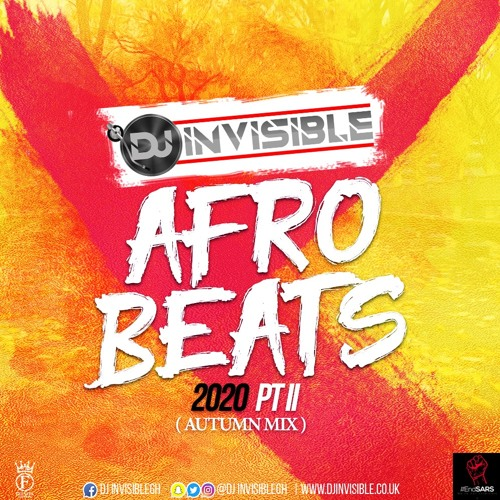 AFROBEATS PT2 (AUTUMN MIX) 2020