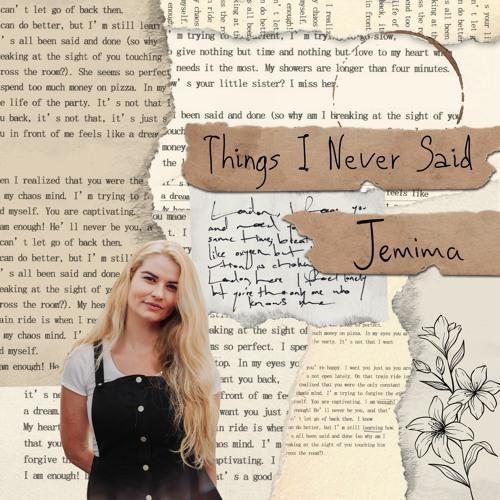 Things I Never Said