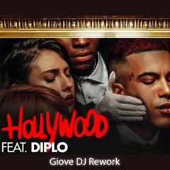 Sfera Ebbasta feat. Diplo - Hollywood (Giove DJ Rework Edit)