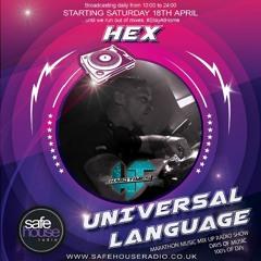 Hex - Universal Language Mix (2 hour extended set)
