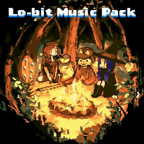 Lo-bit Music Pack Sampler