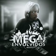 MEGA DOS ENVOLVIDOS 018 - BALANÇA A GLOCK - SARRA NO TREM ( DJ'S PH MPC, HG & IARLEY DO LJ )