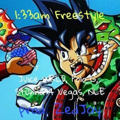 1:33am Freestyle - Polo G ft. Juice WRLD, Stunna 4 Vegas, NLE Choppa (prod. ZedJay)