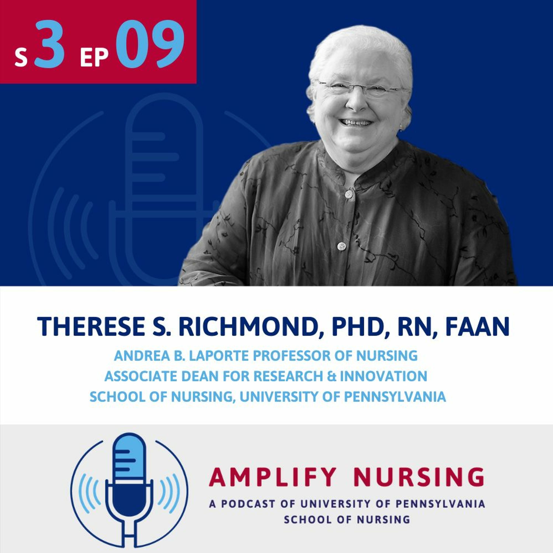 Amplify Nursing: Season 3 Episode 8: Dr. Terry Richmond