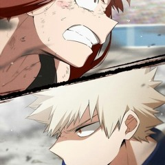 Bakugo VS Uraraka Rap Battle (Savvy Hyuga and CONNOR RAPPER)