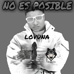 NO ES POCIBLE