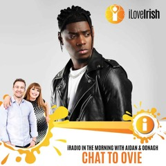 Ovie Chats To Aidan and Oonagh About His New Single 'One More Time'